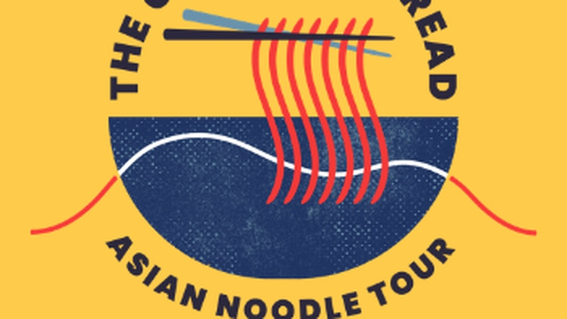 Yelp celebrates API Heritage month with local noodle tour.