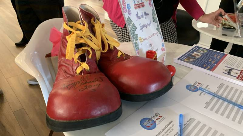The Red Shoe Society hosts its first fundraiser in support of RMHC Northern Nevada.