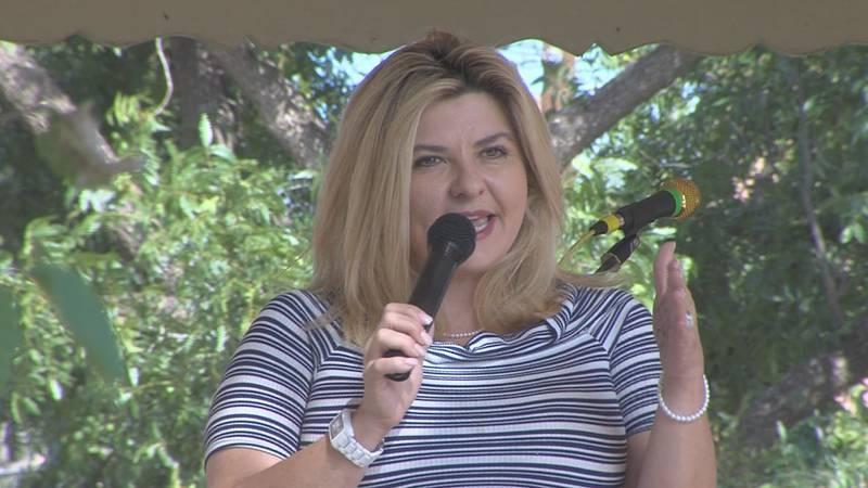 Las Vegas City Councilmember Michele Fiore. (Source: KWES)