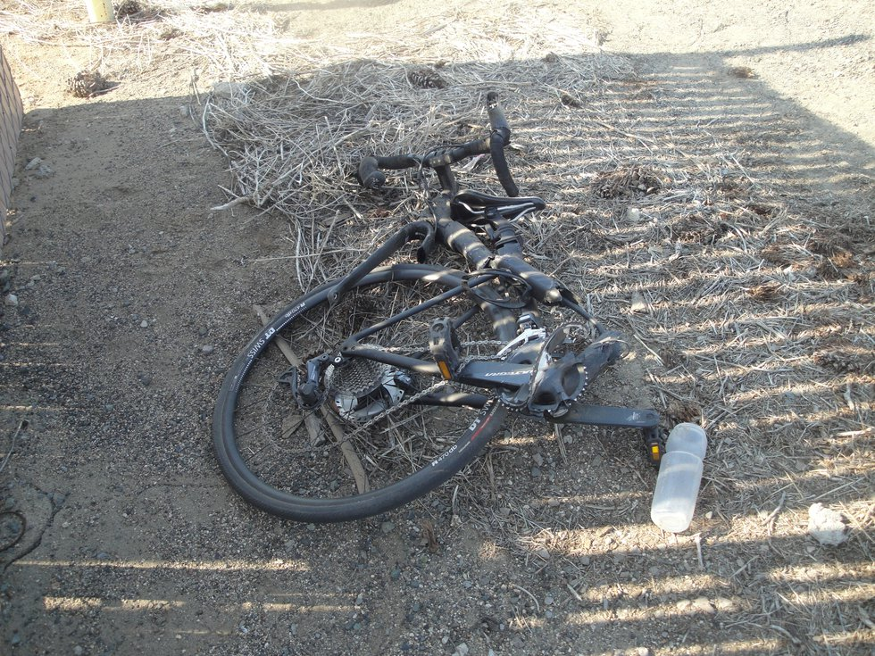 A bicyclist was killed while riding along US 395A in Washoe Valley on June 19, 2021.