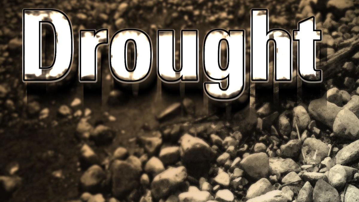 Drought graphic.