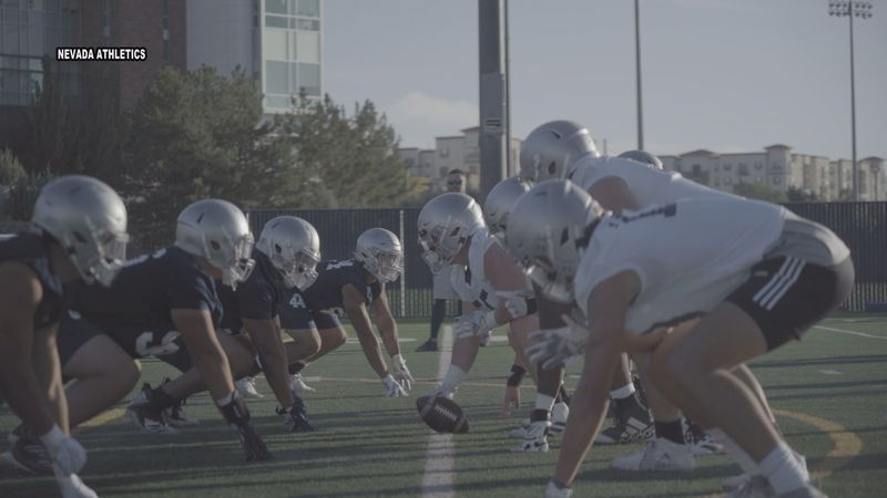 The Wolf Pack hosts Wyoming Saturday for the first of eight scheduled games in eight weeks....