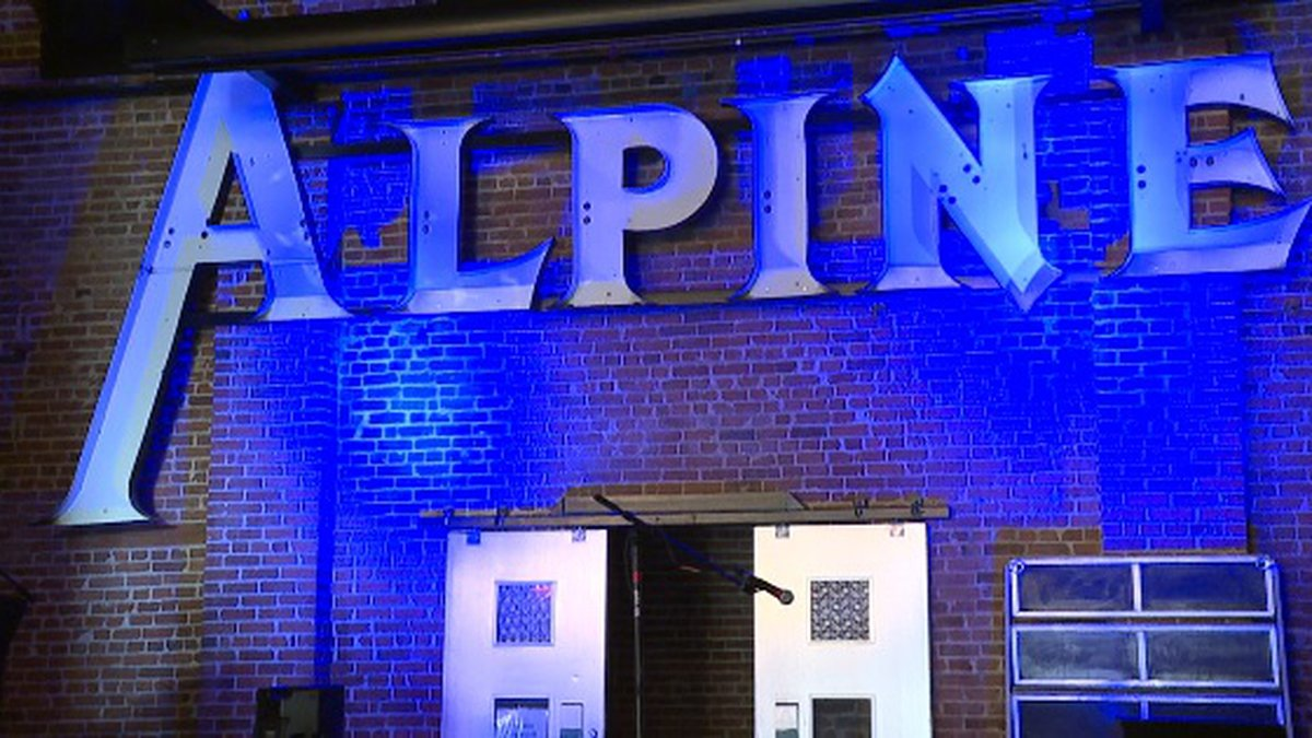 The Alpine is opening its doors Thursday, August 12 from 6:00 p.m. to 9:00 p.m. to raise money...