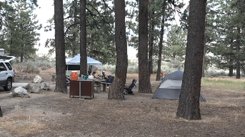 Fourth of July Fire Safety Camping Tips