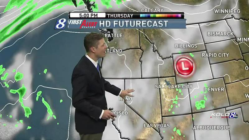 Thursday Web Weather