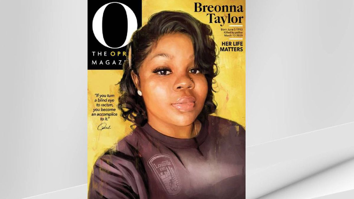 "For the first time in 20 years, Oprah's face is not gracing the cover of ""O"" magazine."