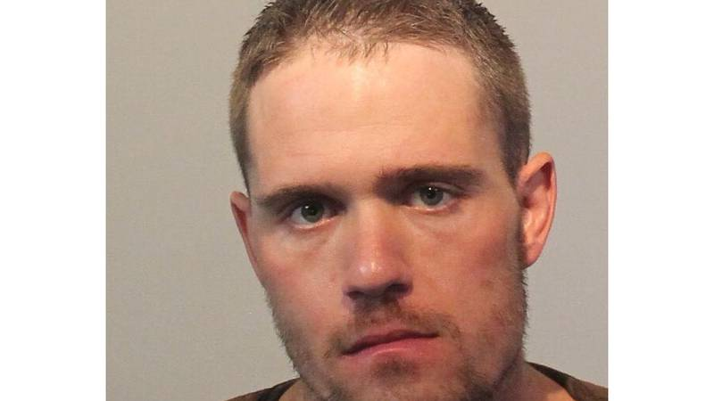 Adam Barton was booked into the Washoe County jail in connection with events leading to a...