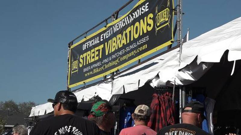 Street Vibrations Fall Rally 2021