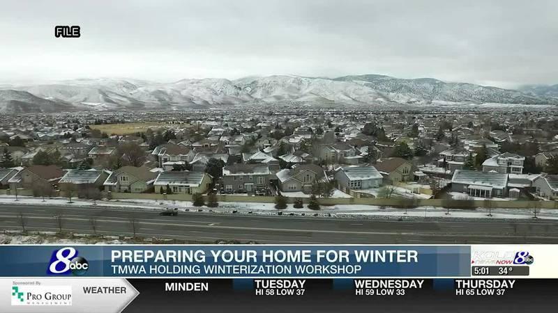 Winterize your irrigation system to avoid costly repairs