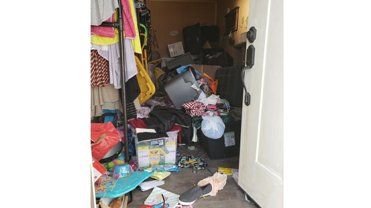 Vandals broke into Lexie's Closet parked outside Bristlecone Family Resources late Saturday or...
