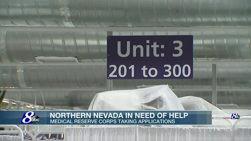 Medical Reserve Corps in need of volunteers to help relieve healthcare workers