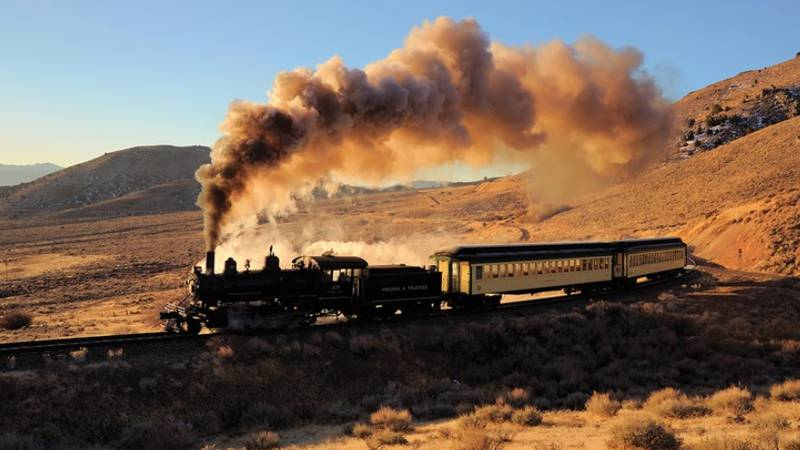 V&T Railway and the historic Engine No. 18 return to the tracks for exciting and memorable...