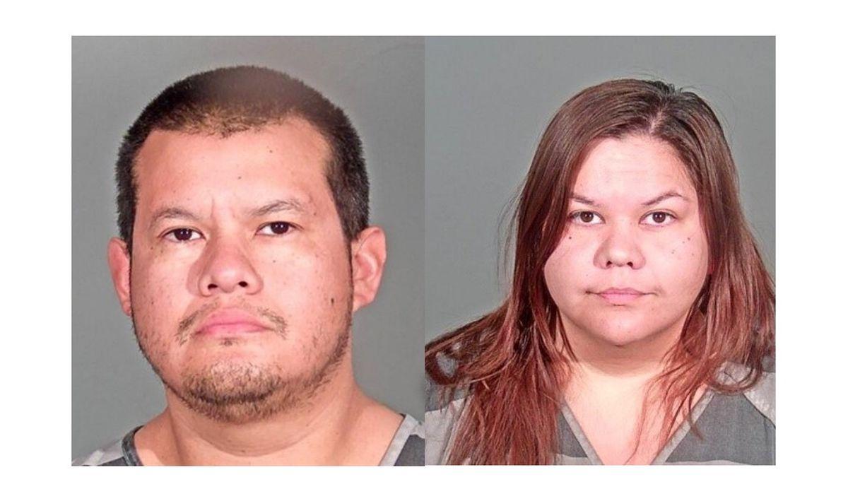 David Bennett and Katerina Rakow are suspected in multiple vehicle burglaries throughout Carson...