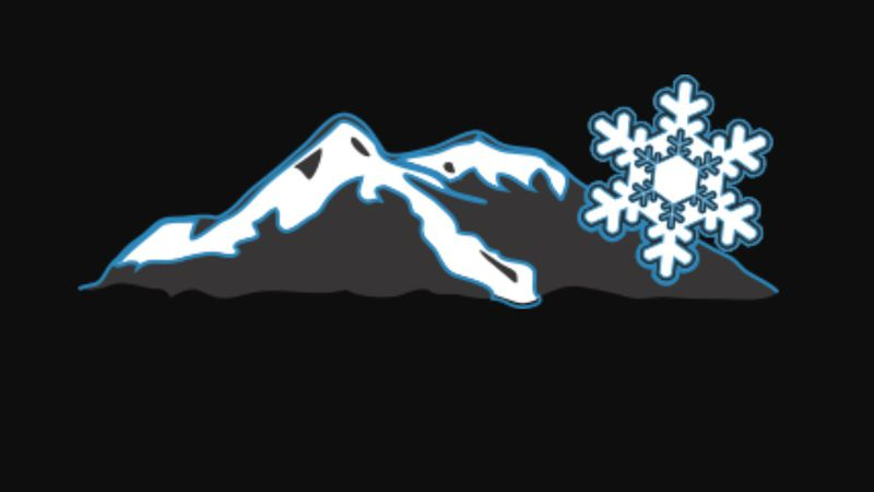 The avalanche warning is in effect until 7 a.m. Tuesday, January 5.