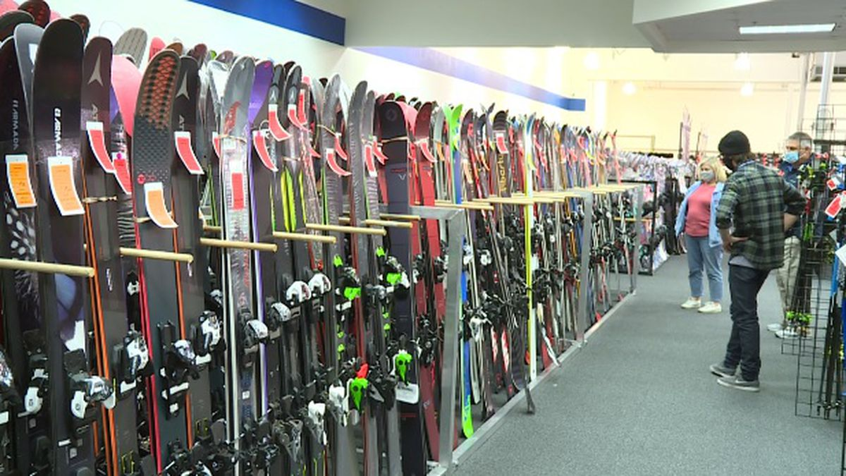 Ski Pro opens location at Crossings at Meadowood Square.