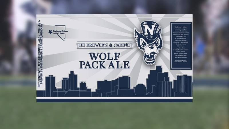 Wolf Pack Ale is available at Brewer's Cabinet and will soon be in multiple area bars and...