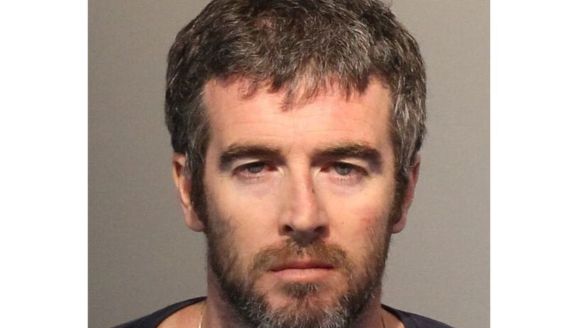 Barry Jones is accused of breaking into multiple homes and businesses in the Reno-Sparks area.