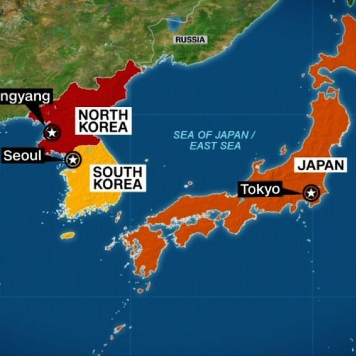 Image of: North Korea Launch Shows Surprise Attack Ability