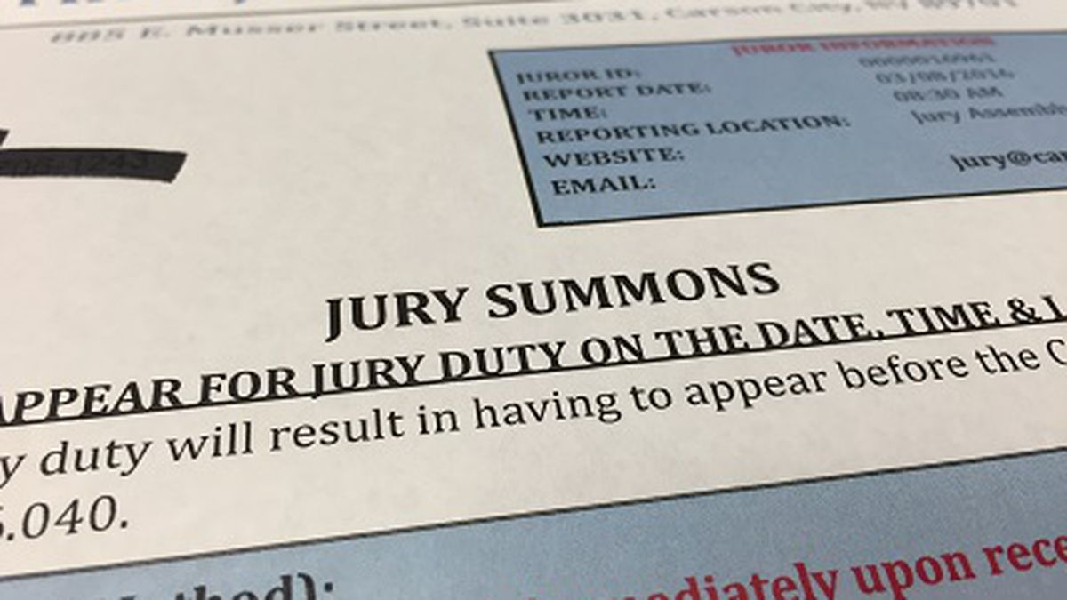 TNA4RLVP6FKG3MXYBGKII5FKMQ - How To Get Out Of Jury Duty In Nevada