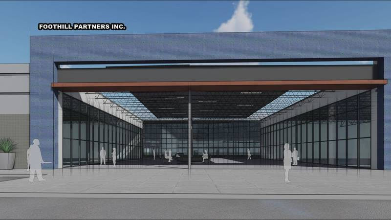 The former Lowe's in Sparks will turn into an innovation hub.