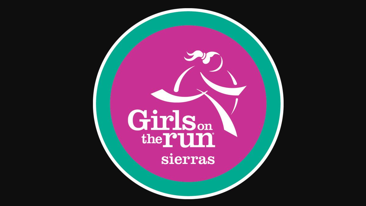 Girls on the Run Sierras logo