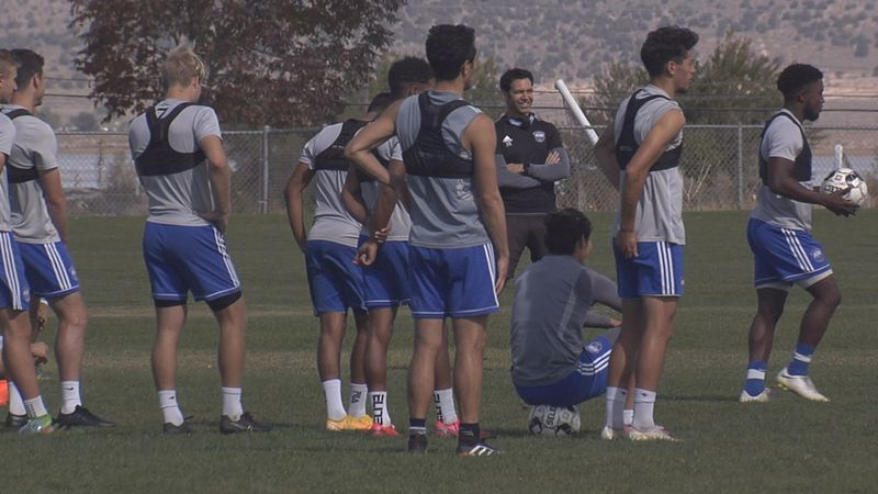Reno 1868 FC hosts Phoenix Rising on Saturday at 6 p.m. in a USL Western Semifinal match from...