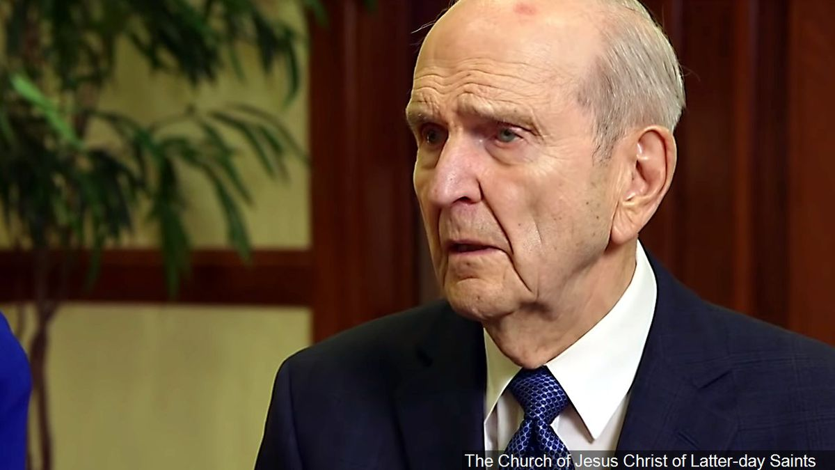Russell M. Nelson - Religious leader and former surgeon who is the 17th and current president of The Church of Jesus Christ of Latter-day Saints (LDS Church), Photo Date: May 19, 2019 Photo: The Church of Jesus Christ of Latter-day Saints